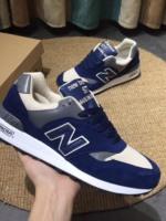 主推荐 新品更新!NB577系列 新配色 全皮 时尚百搭复古鞋Size
