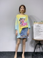 广州品牌折扣女装批发 女装尾货折扣店拿货 知性品牌服装